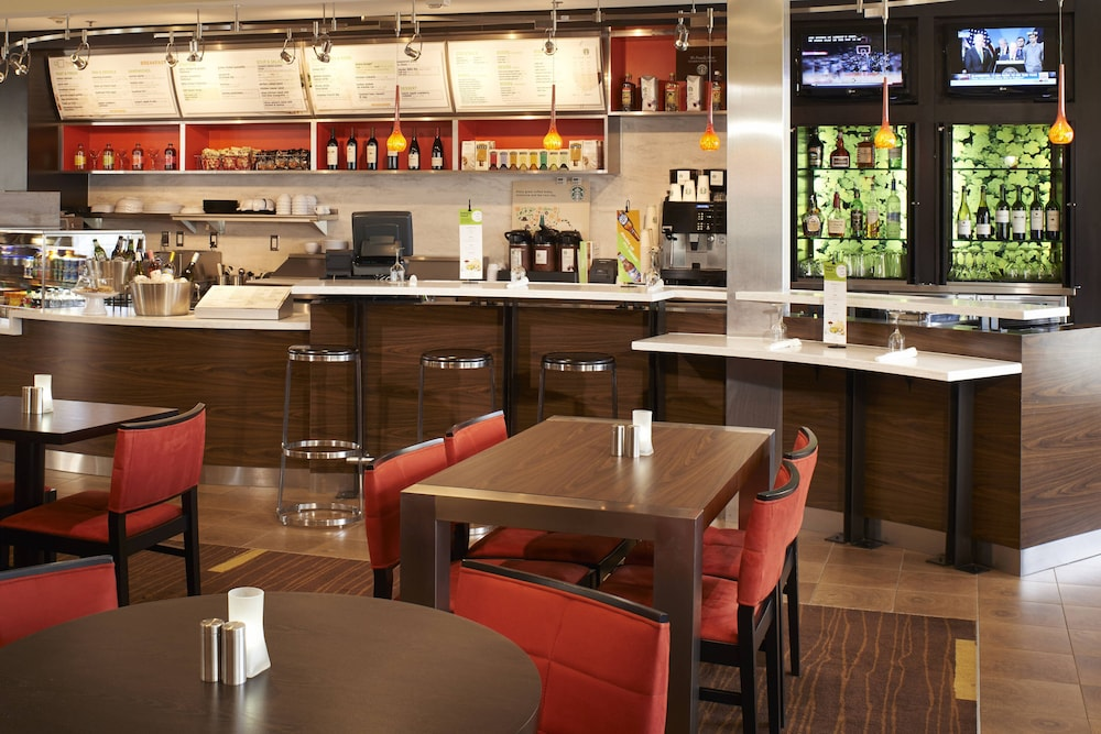 Restaurant, Courtyard by Marriott Toledo Airport Holland