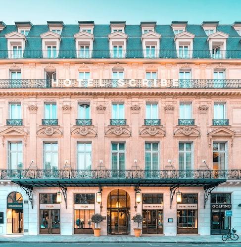巴黎歌剧院索菲特酒店