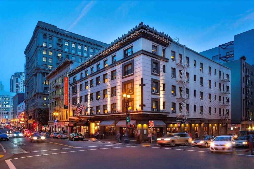 Hotel Abri Union Square In San Francisco Rates Reviews On Orbitz