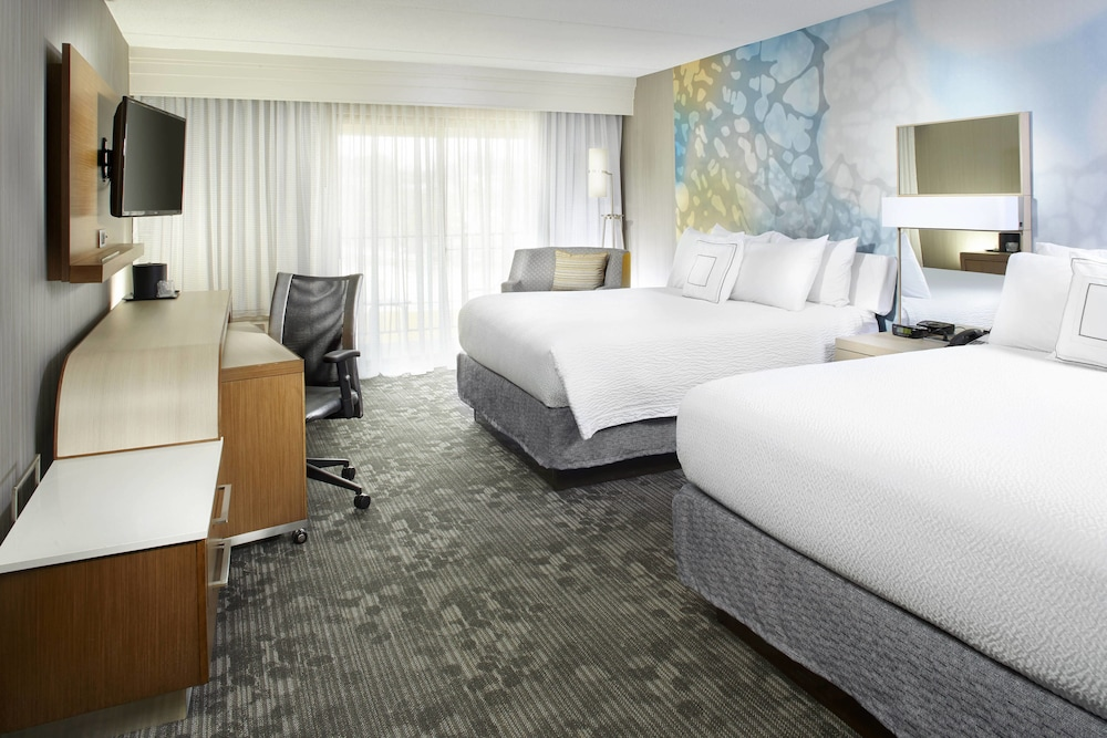 Courtyard by Marriott State College: 2019 Room Prices $126