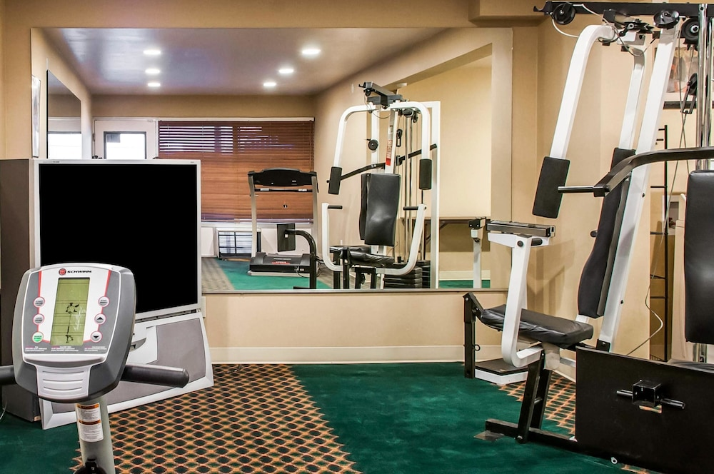 Fitness Facility, Suburban Extended Stay Hotel East