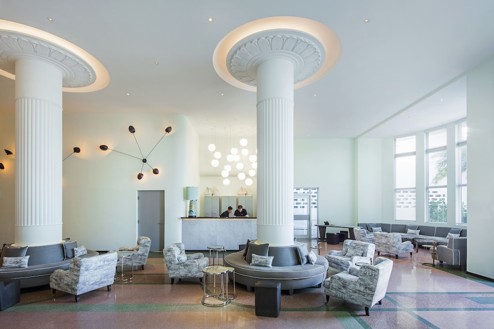 Como Metropolitan Miami Beach 5 0 Out Of Point Interest Featured Image Lobby Sitting Area
