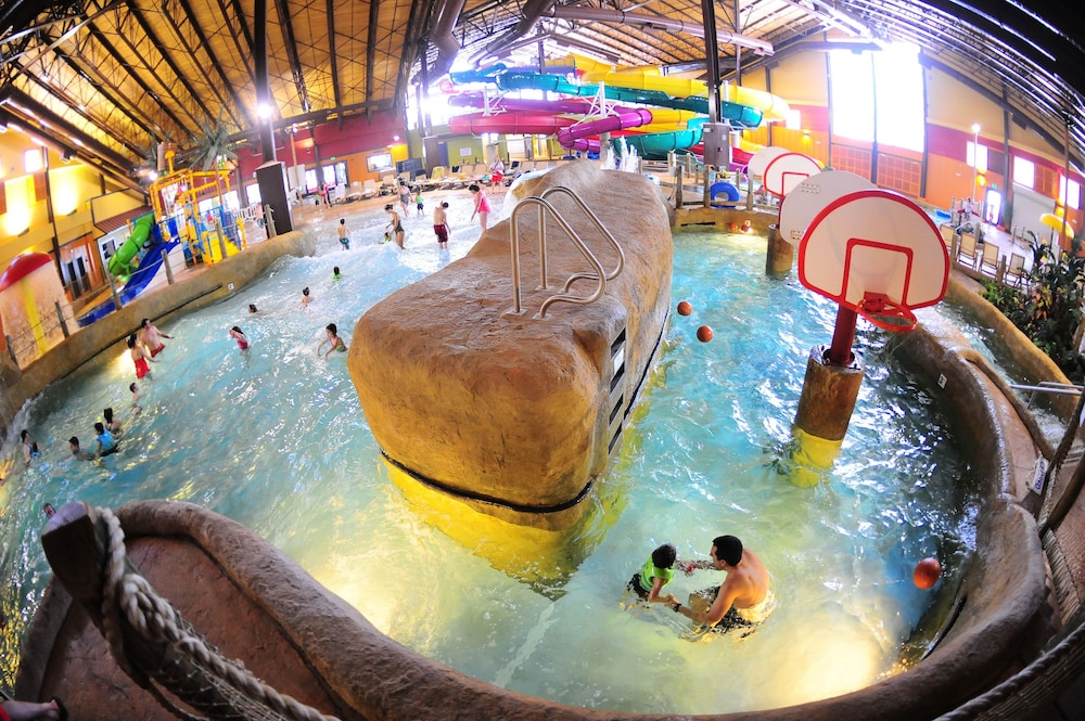 Property Amenity, Red Jacket Mountain View and Indoor Water Park