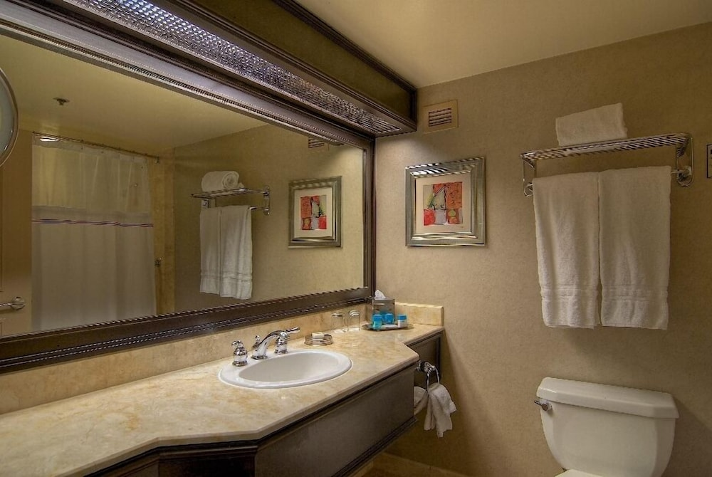 Bathroom, TI - Treasure Island Hotel and Casino
