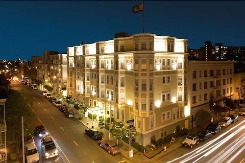 Great Place to stay Hotel Majestic near San Francisco