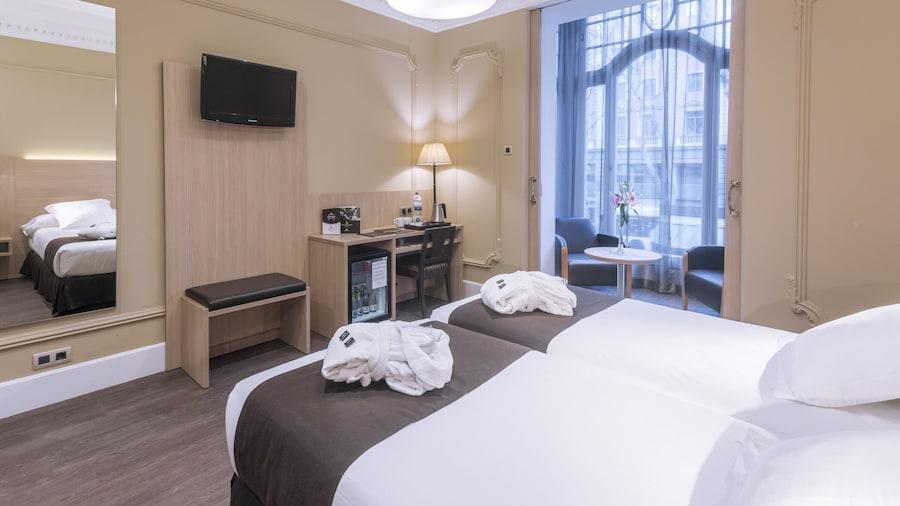Hotel SERHS Rivoli Rambla