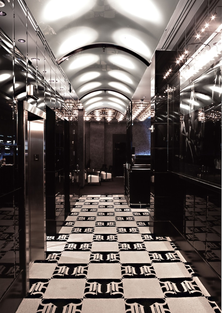 Lobby, Night hotel by SB at Times Square