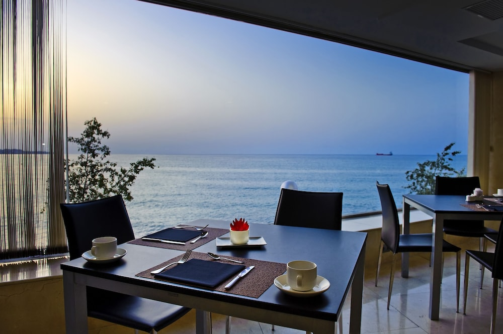 Breakfast Area, Melia Alicante