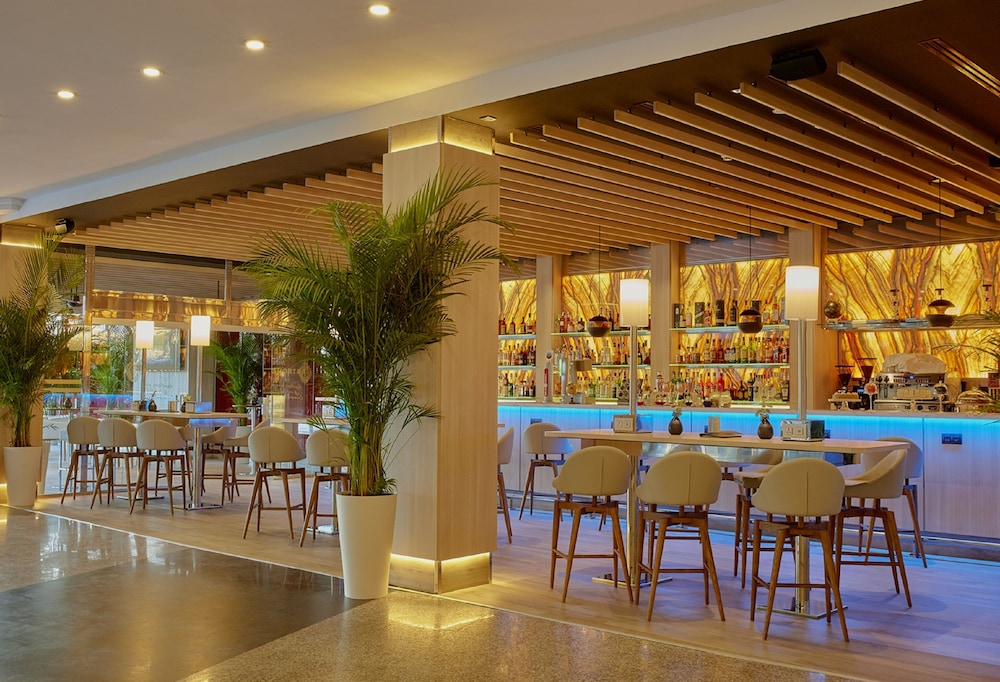 Bar, Melia Alicante