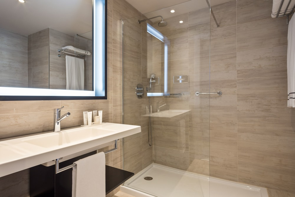 Bathroom, Melia Alicante