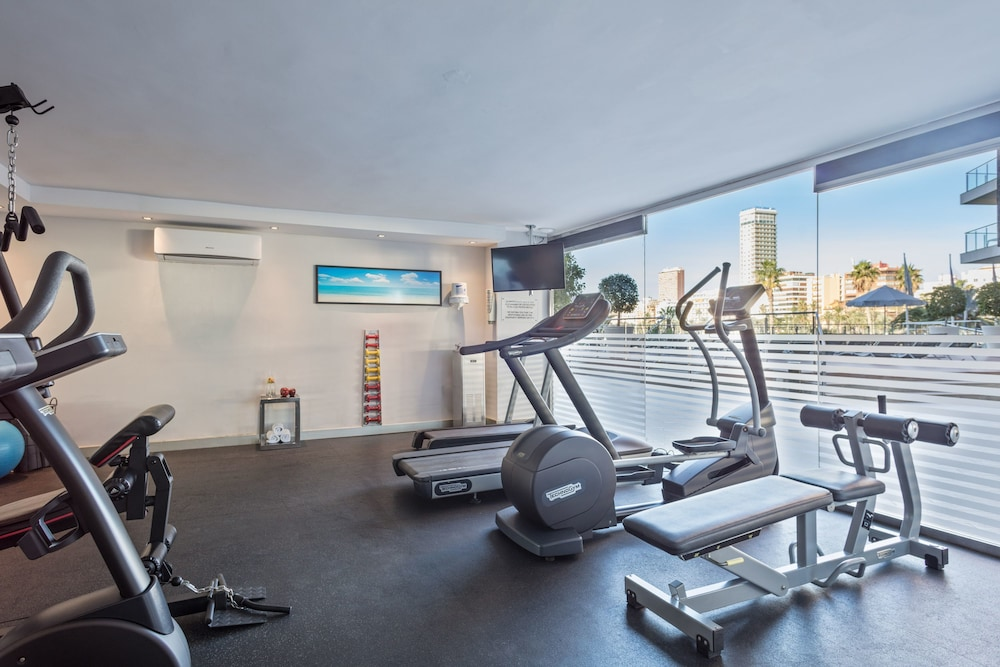 Gym, Melia Alicante