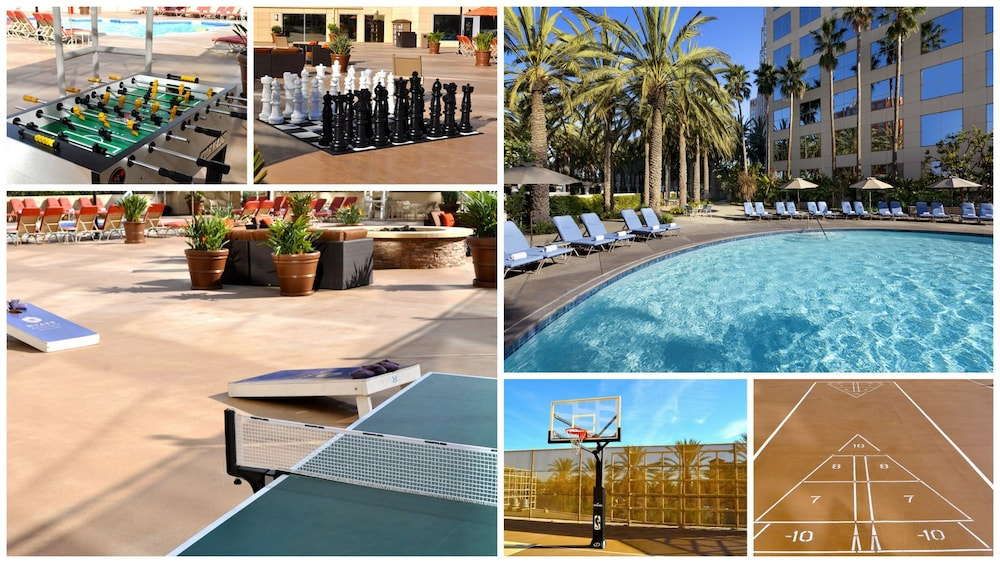 Hyatt regency orange county in orange county hotel rates - Hyatt regency orange county garden grove ca ...
