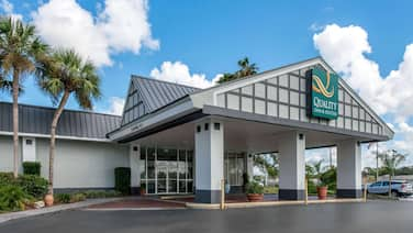 Quality Inn & Suites Brooksville I-75/Dade City