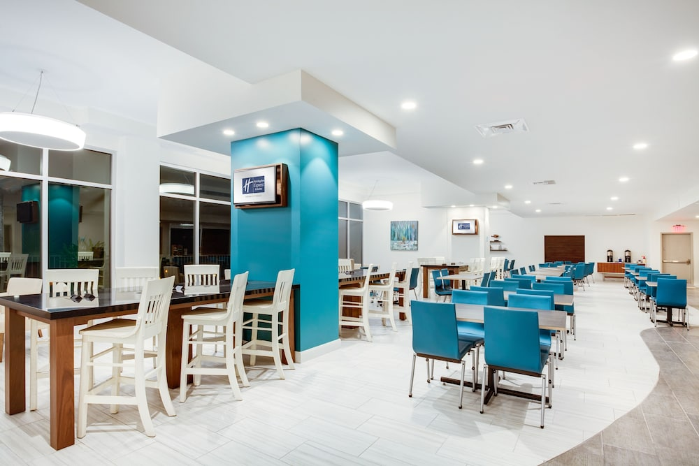 Restaurant, Holiday Inn Express & Suites Panama City Beach - Beachfront