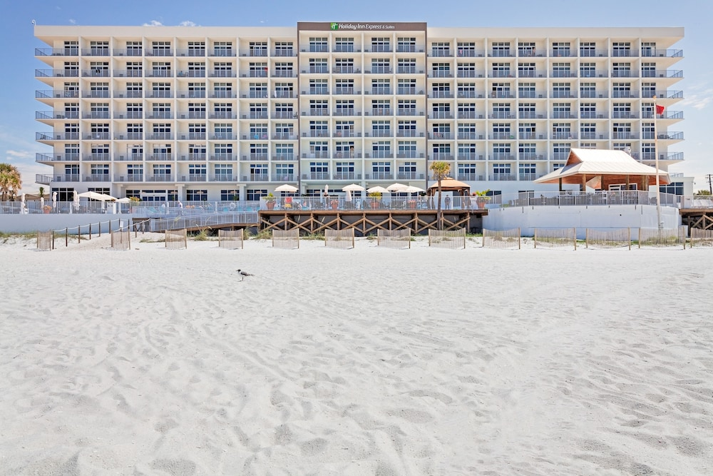Beach, Holiday Inn Express & Suites Panama City Beach - Beachfront