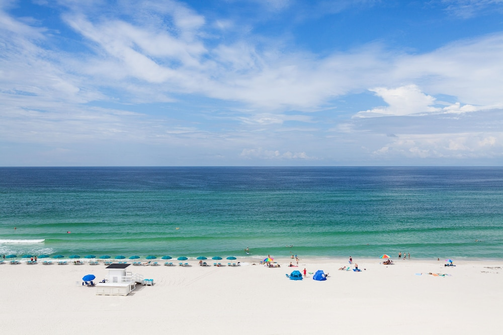View from Room, Holiday Inn Express & Suites Panama City Beach - Beachfront