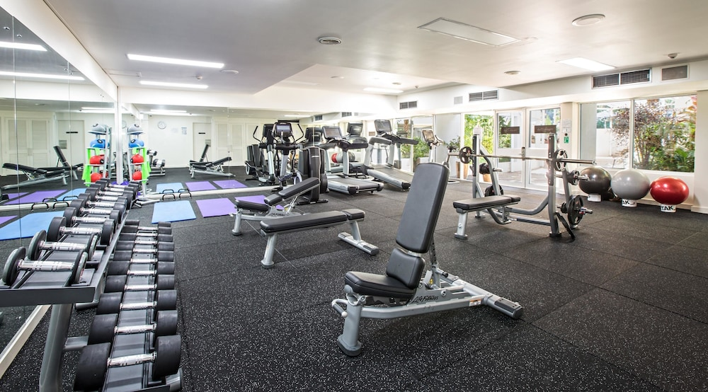 Fitness Facility, Shangri-La Hotel, The Marina