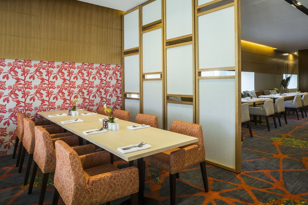 Executive Lounge, Shangri-La Hotel, The Marina