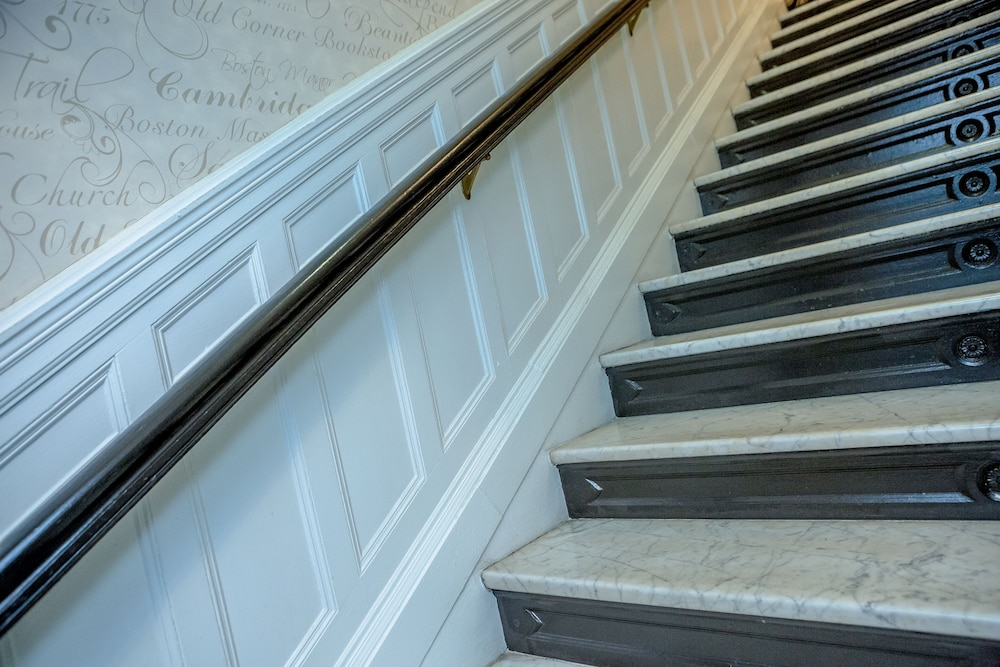 Staircase, Copley Square Hotel