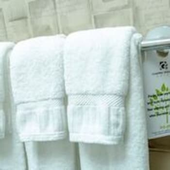Deluxe King - Bathroom Amenities