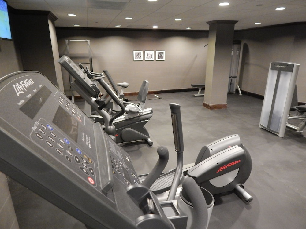 Fitness Facility, Lord Baltimore Hotel