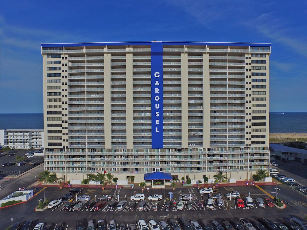 Ocean City Hotels >> Carousel Hotel In Ocean City Hotel Rates Reviews On Orbitz