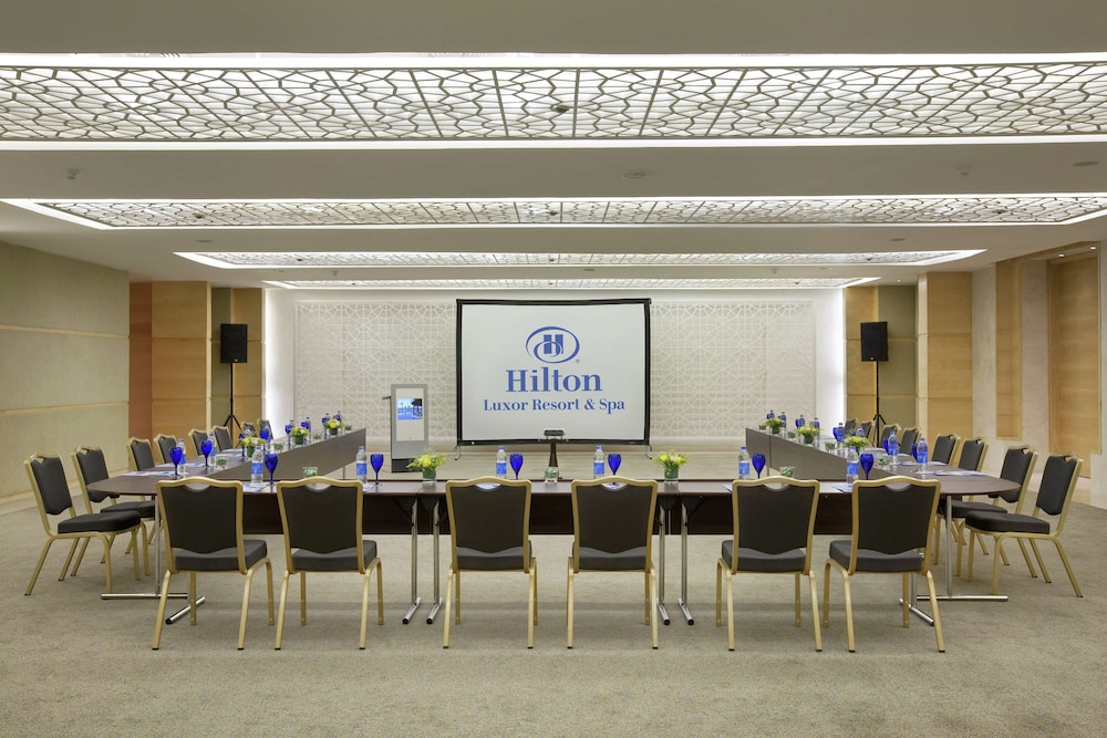 Meeting Facility, Hilton Luxor Resort & Spa