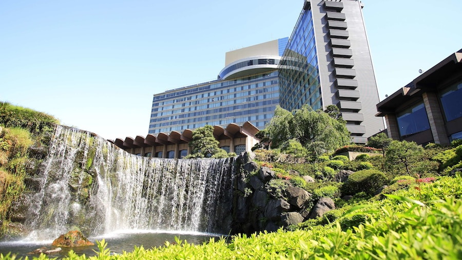 東金新大谷酒店主樓