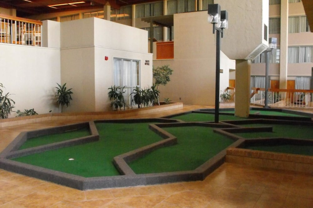 Mini-Golf, DFW Airport Hotel and Conference Center