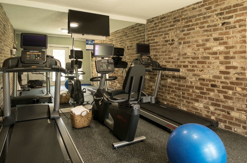 Fitness Facility, Best Western Sea Island Inn