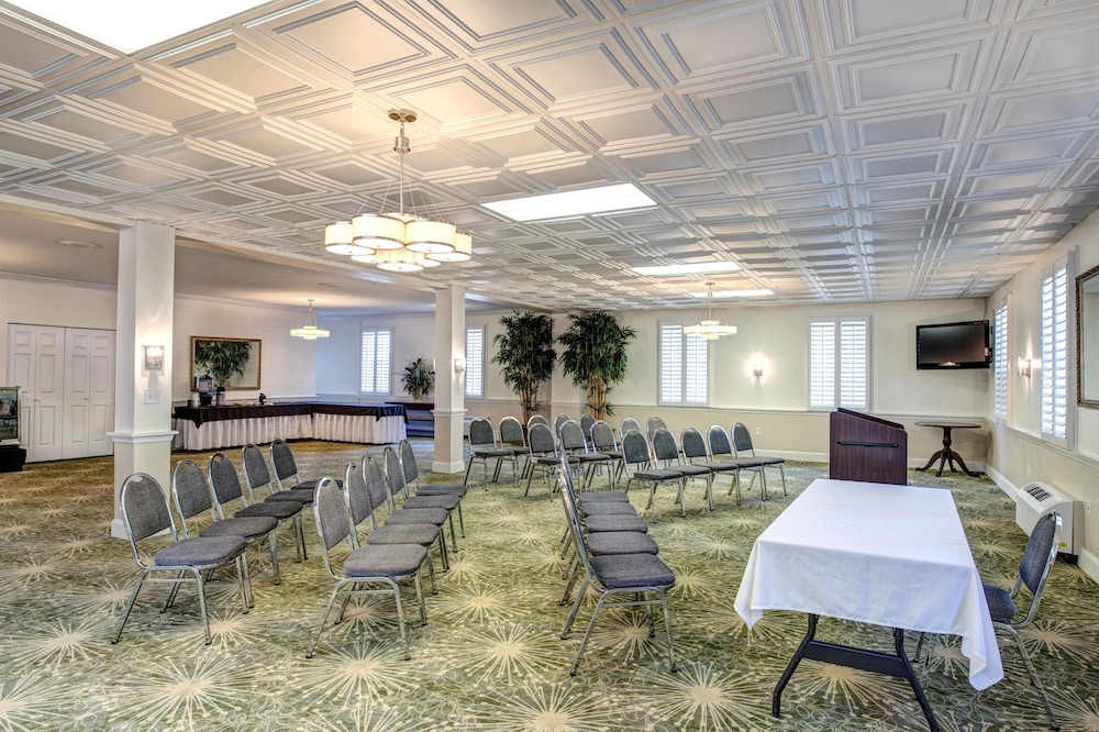 Meeting Facility, Best Western Sea Island Inn
