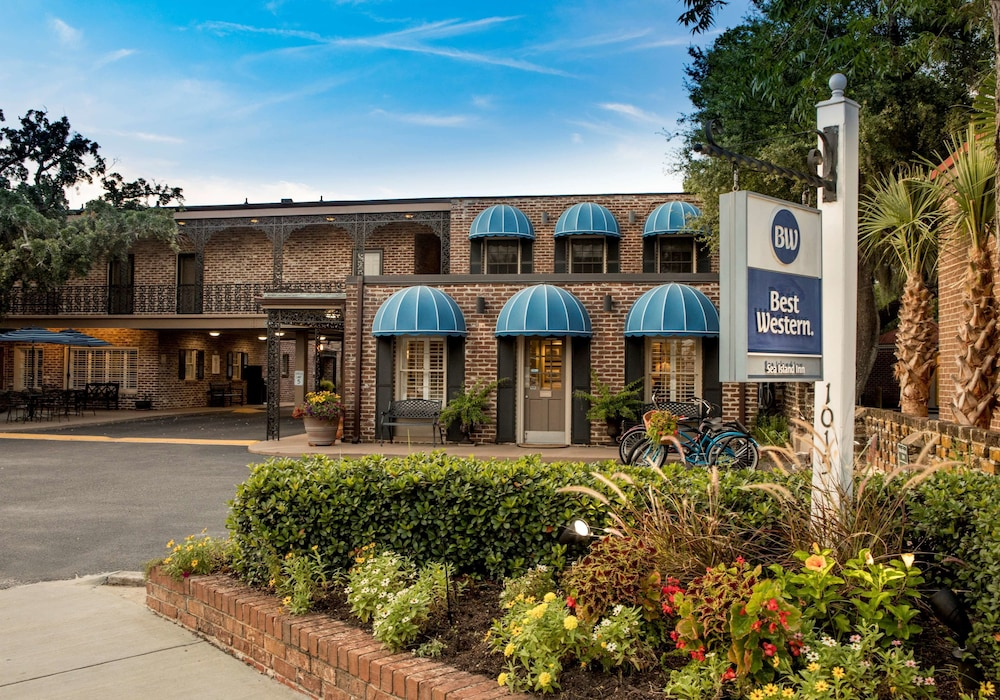 Featured Image, Best Western Sea Island Inn