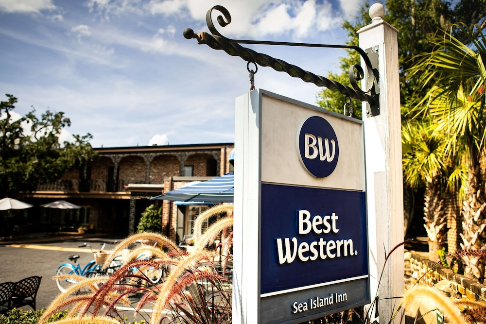 Exterior, Best Western Sea Island Inn