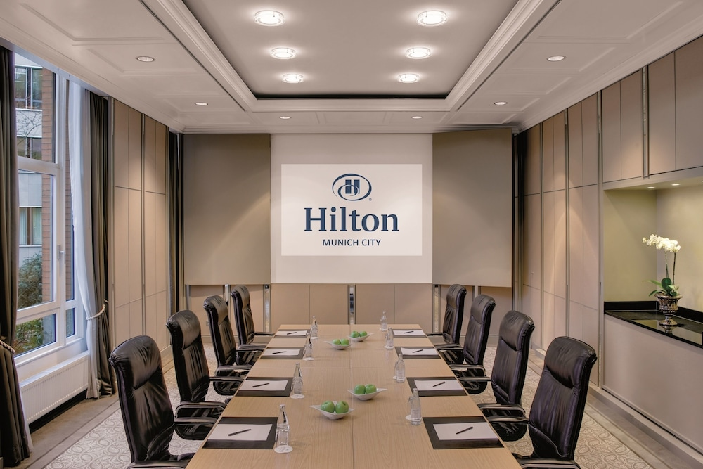 Meeting Facility, Hilton Munich City