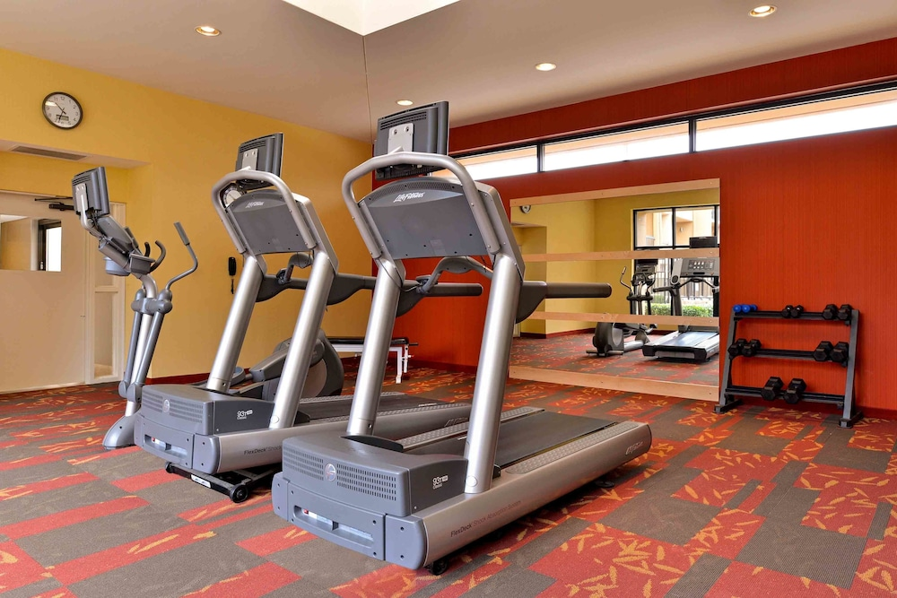 Fitness Facility, Courtyard by Marriott Dallas Northwest