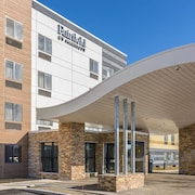 Fairfield Inn by Marriot Manchester-Boston Regional Airport
