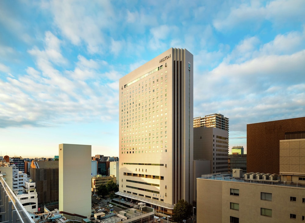Featured Image, Hilton Nagoya