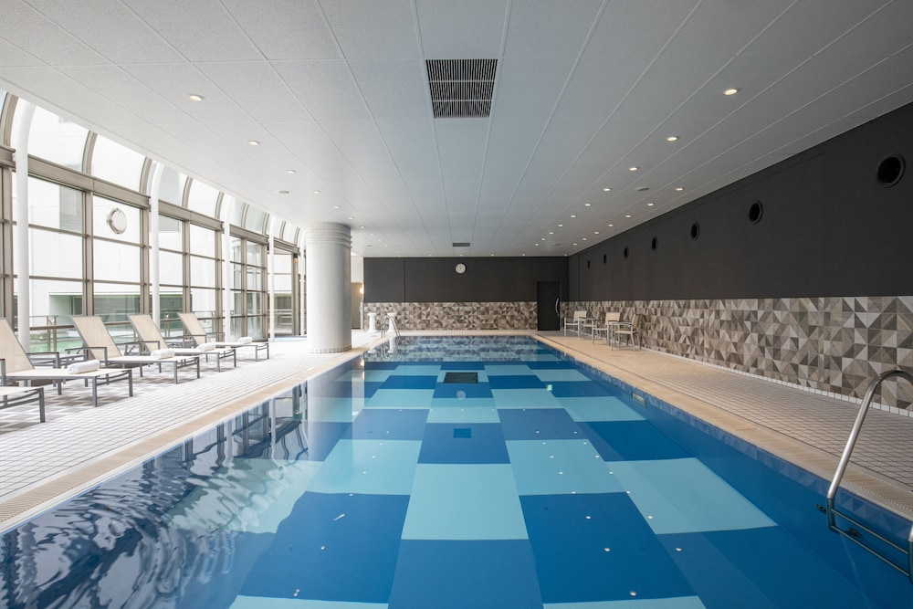 Indoor Pool, Hilton Nagoya