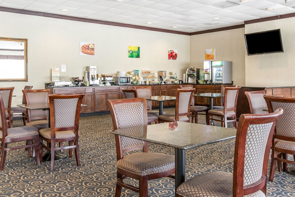 Breakfast Area, Days Inn & Suites by Wyndham Havelock