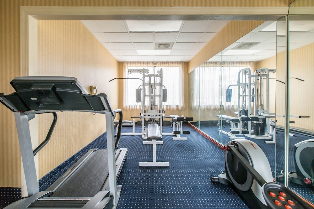 Fitness Facility, Days Inn & Suites by Wyndham Havelock
