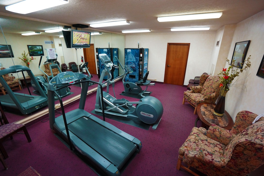 Gym, Winnemucca Inn & Casino