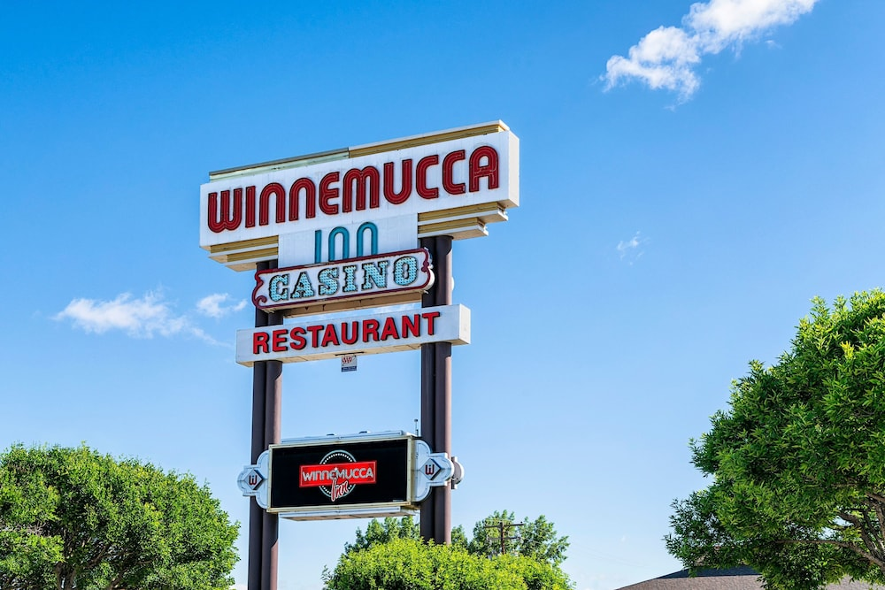 Exterior, Winnemucca Inn & Casino