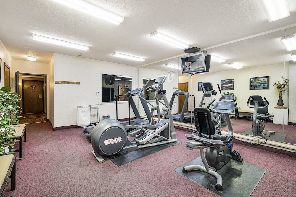 Fitness Facility, Winnemucca Inn & Casino