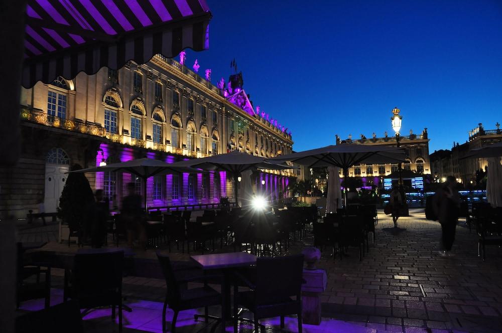 Hotel De La Reine Nancy
