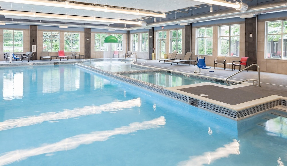 Indoor Pool, Park Place Hotel