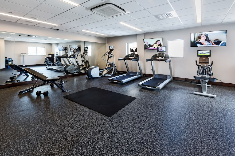 Fitness Facility, Park Place Hotel