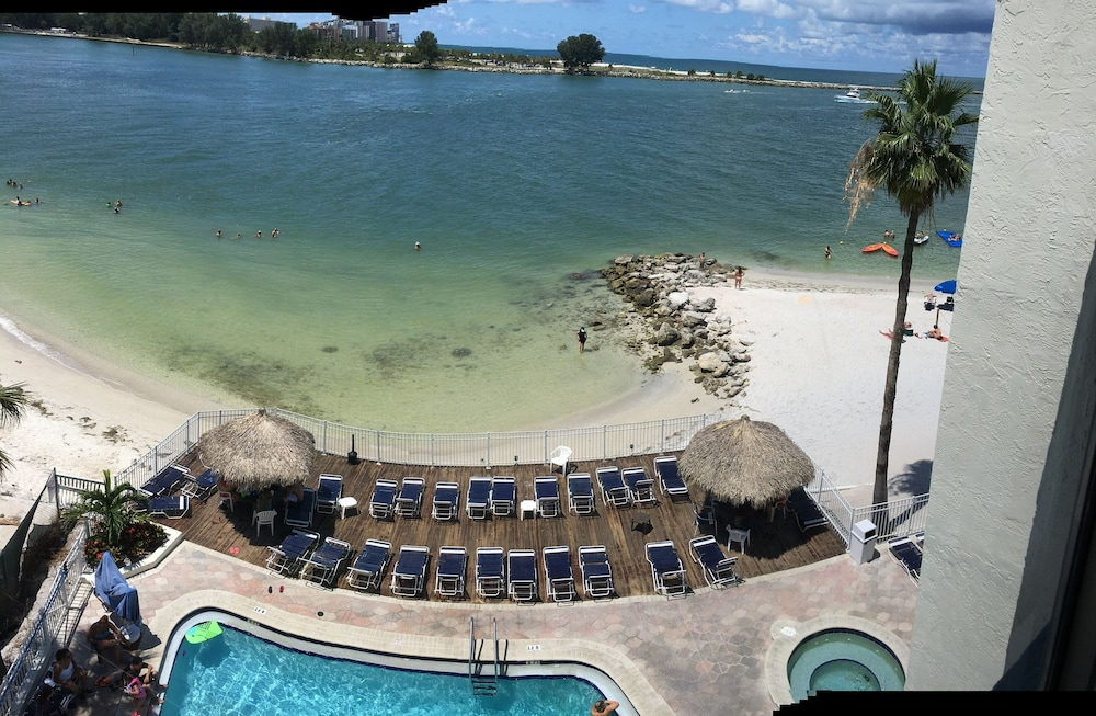 Hotel Clearwater Beach Gulfview