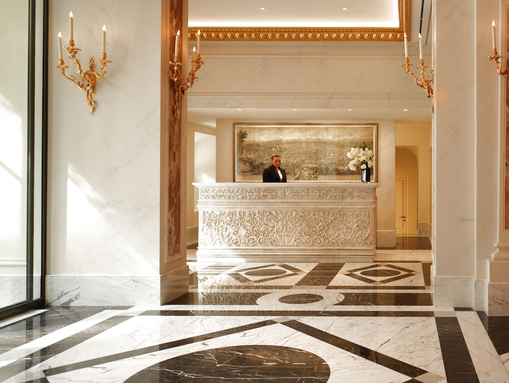 Hotel Eden Dorchester Collection In Rome Hotel Rates