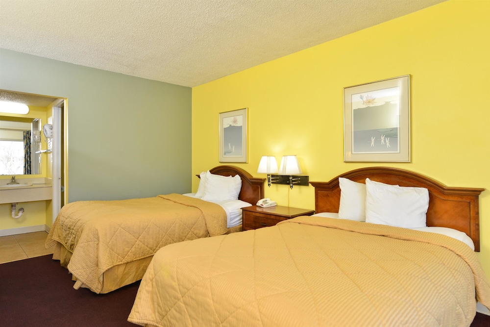 Room, Americas Best Value Inn Cocoa Port Canaveral
