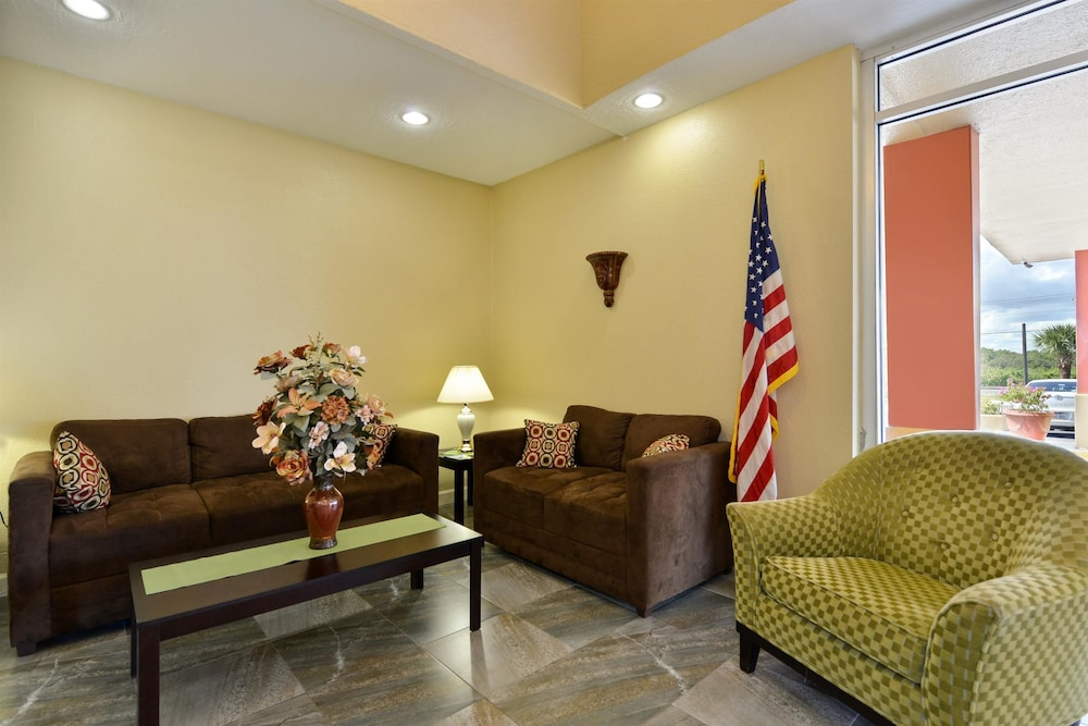Lobby, Americas Best Value Inn Cocoa Port Canaveral